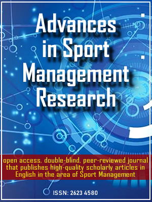 Advances in Sport Management Research